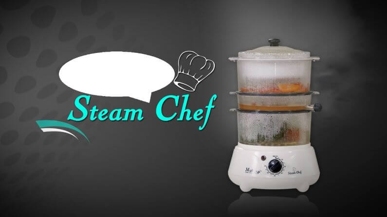 Steamchef Product Business Idea